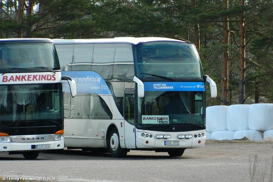 Bankekinds Buss och Taxi AB, Linköping