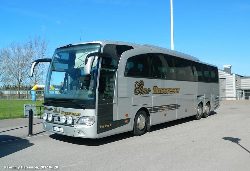 Gimo Buss och Taxi AB