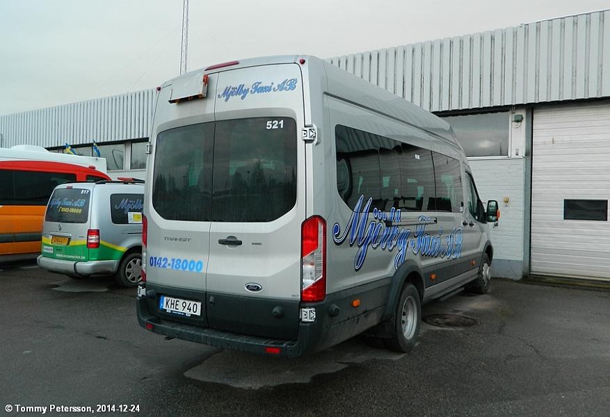 Mjölby Taxi AB, Mjölby